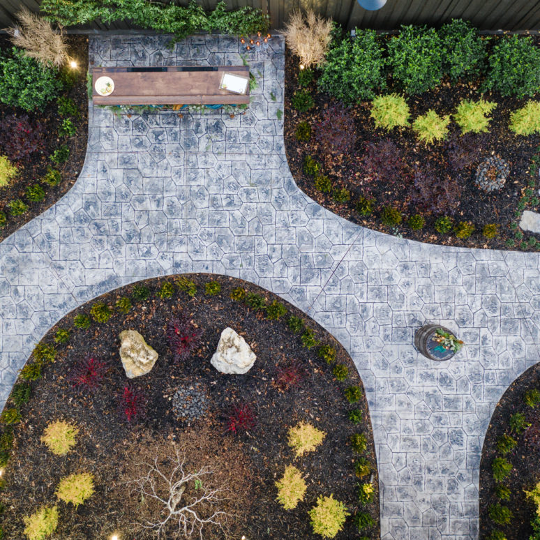 Styled Shoot // A Green Garden