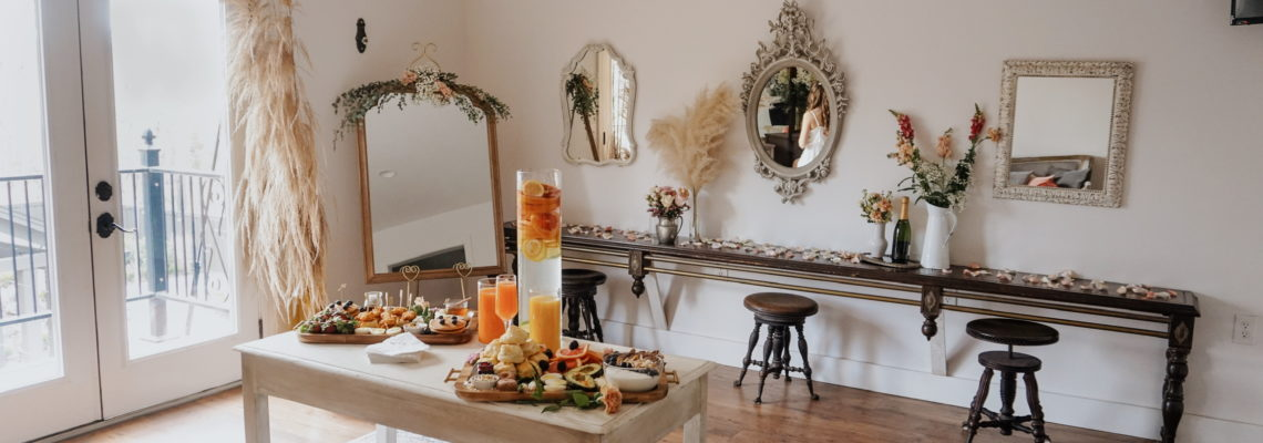 Mini Photoshoot: Bridal Suite
